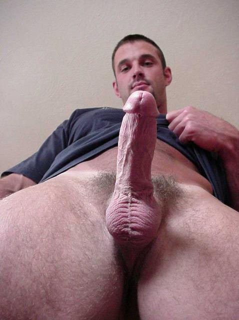Фото голых мужчин с огромным членом